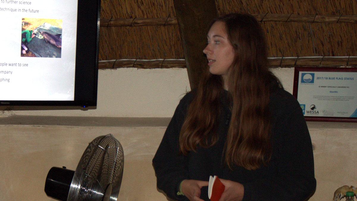 Scientific Presentations – Intern Diary, Entry Seven