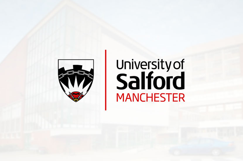 University of Salford presentation