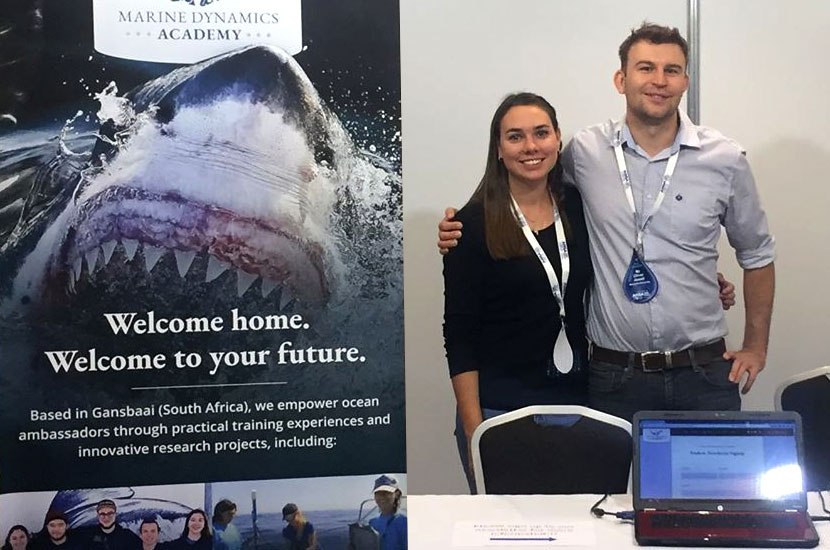 Marine Dynamics Academy at AMSA 2019, Fremantle
